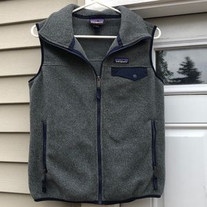 Woman's small Patagonia vest